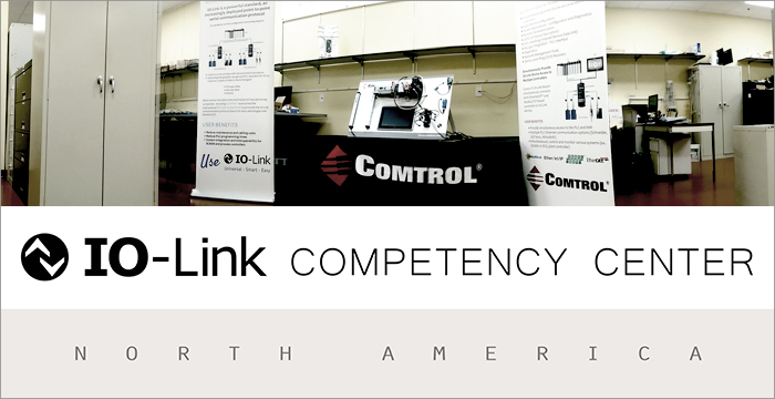 IO-Link Competency Center