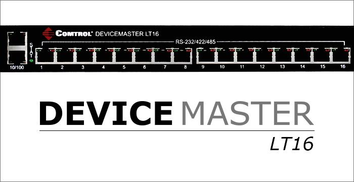 DeviceMaster LT16